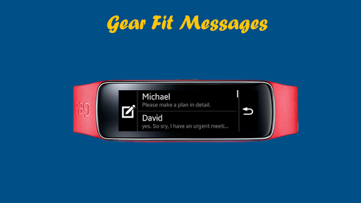 Gear Fit Messages