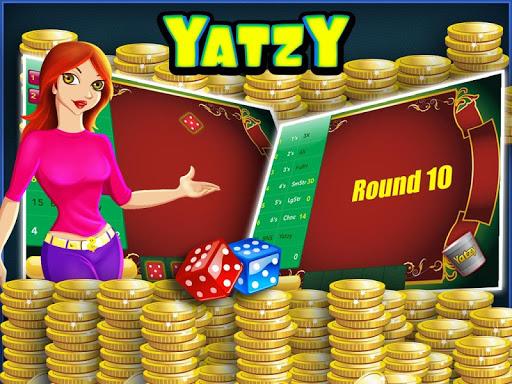 【免費博奕App】Mega Yatzy-APP點子