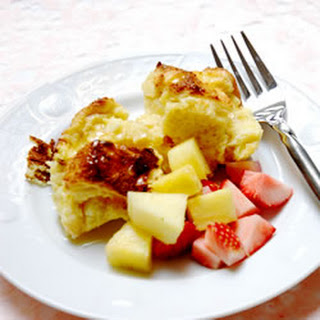 French Toast Souffle.