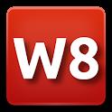 WebUpd8 logo