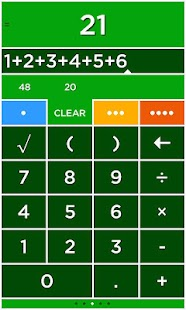 Solve - A colorful calculator- screenshot thumbnail