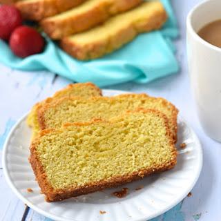 Lemon Pudding Quick Bread