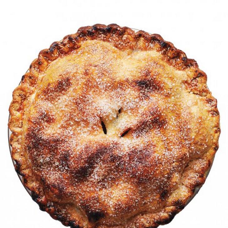 Brown-Butter Apple Pie Recipe