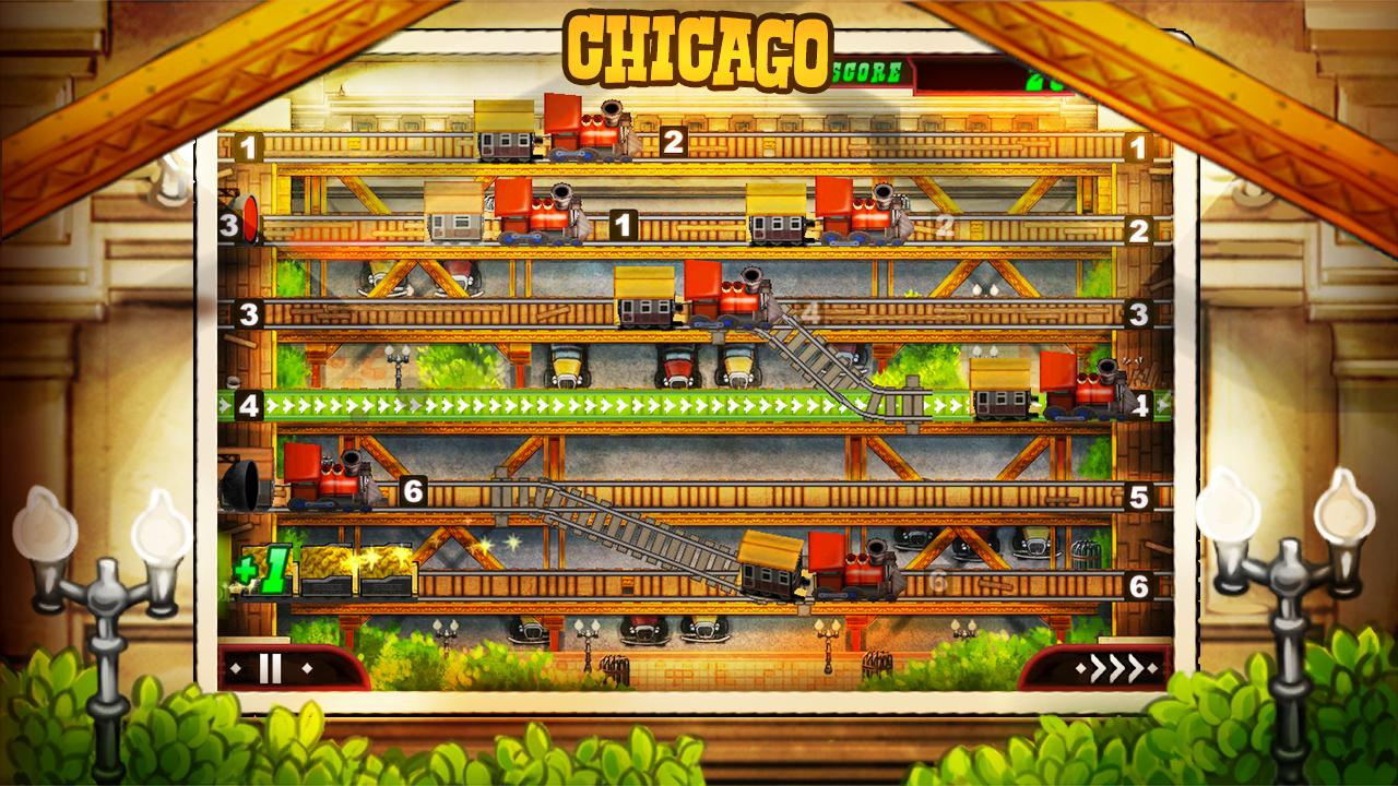 Train Conductor 2: USA- screenshot
