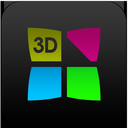 Next Launcher Theme Eva 3D 個人化 App Store-癮科技App