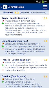 Booking.com - 750 000+  hôtels – Vignette de la capture d'écran