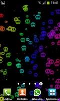 Screenshot of PoliBalls DEMO Live Wallpaper