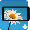 FlowerChecker+, plant identify icon