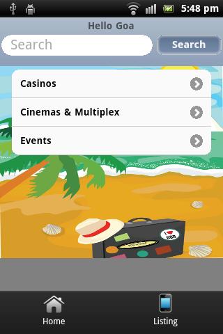 Hello Goa - screenshot