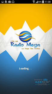 Radio Mega 1700- screenshot thumbnail