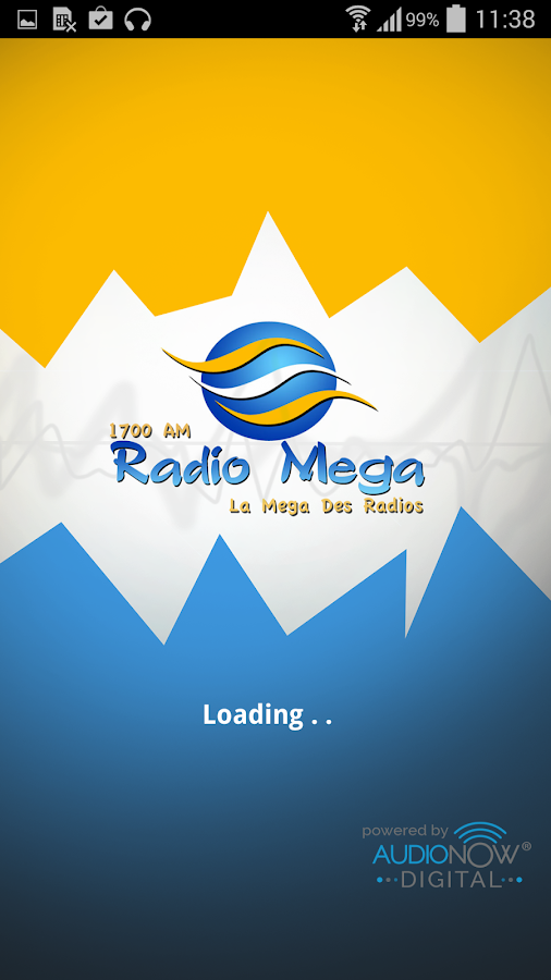 Radio Mega 1700- screenshot