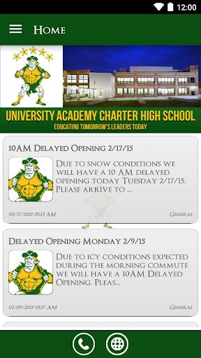 University Academy Charter HS