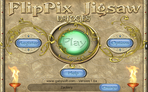 FlipPix Jigsaw - Bridges - screenshot thumbnail