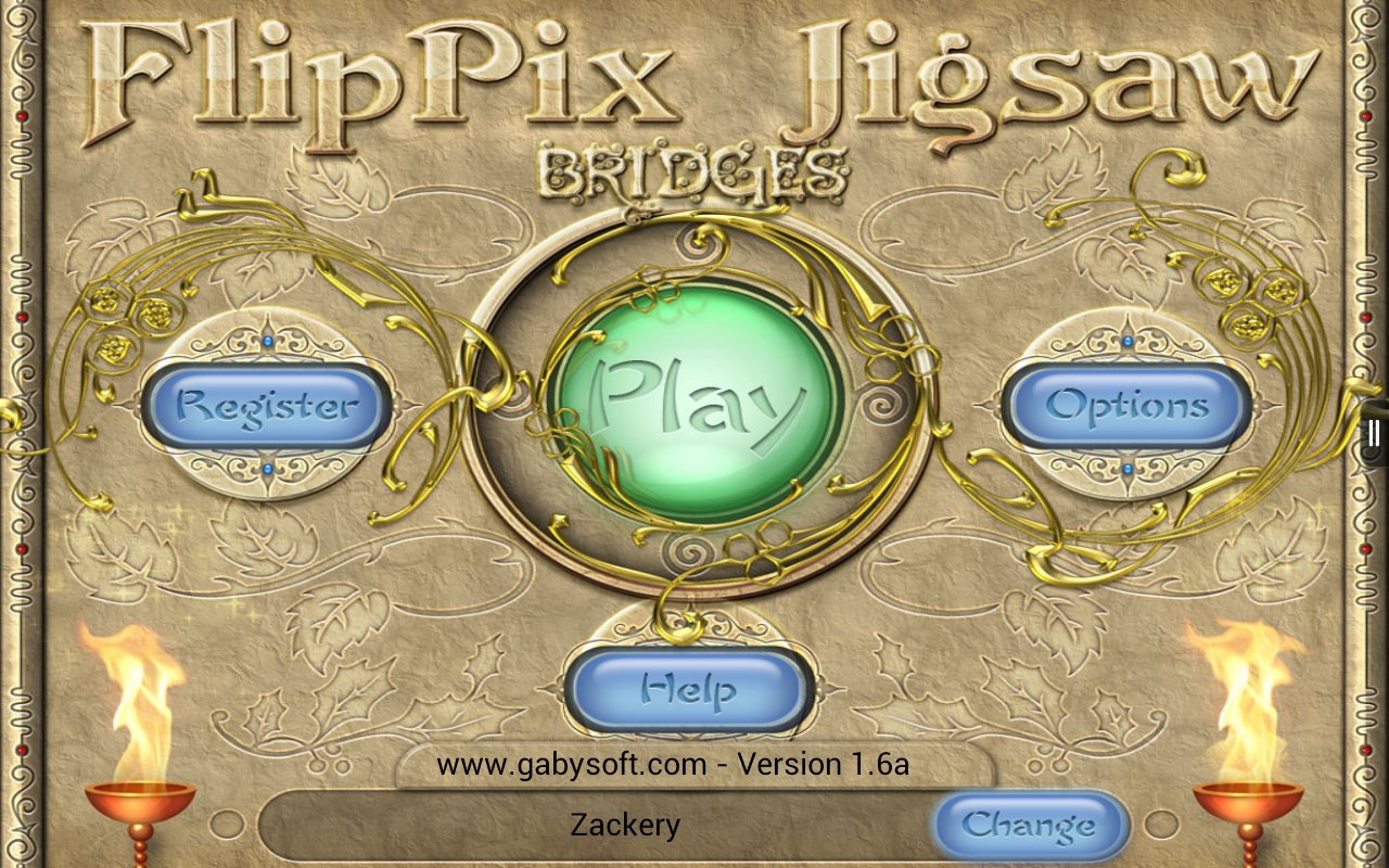 FlipPix Jigsaw - Bridges - screenshot