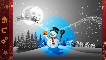 Screenshot of Kids Christmas Scratch & Color