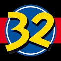 Radio 32 icon