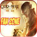 God of War Ascension Fan Zone logo