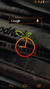 Tangerine CM11 AOKP Theme - screenshot thumbnail