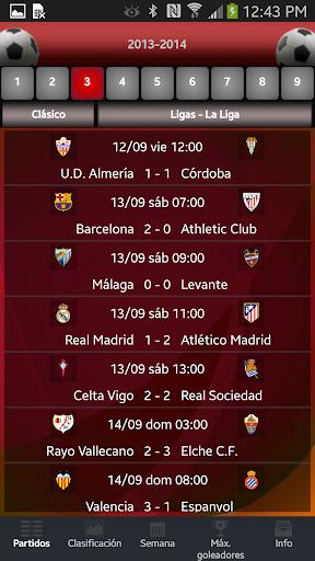 La Liga Live