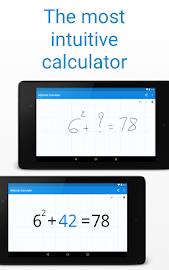 MyScript Calculator Screenshot 13