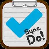 Sync.Do![手軽にタスク・ToDo共有ならこのアプリ]
