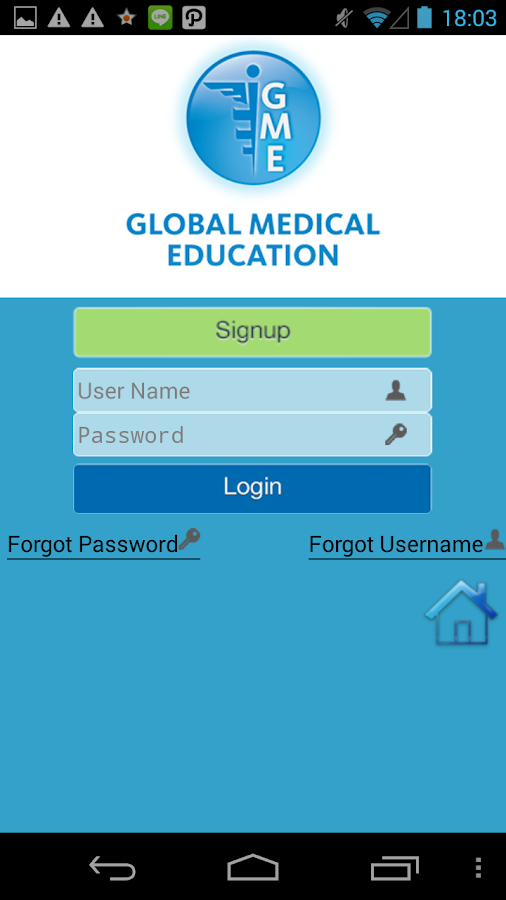 Global Medical Education- screenshot
