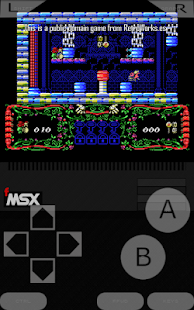 fMSX Deluxe - MSX Emulator- screenshot thumbnail