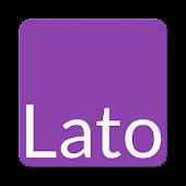 Lato for CyanogenMod