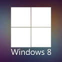Windows 8 THEME FREE icon