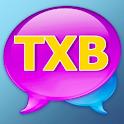 TextBack A40 logo
