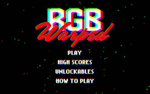 RGB Warped - screenshot thumbnail