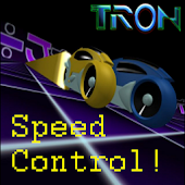 GLtron Speed Control