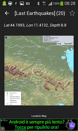 Earthquake Real Time