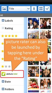picture rater - screenshot thumbnail