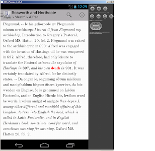 Old English Dictionary v1.0.5