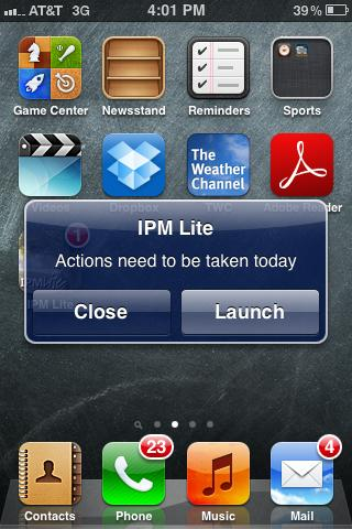 IPMLite - screenshot