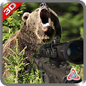 Bär Jungle Attack 3D icon