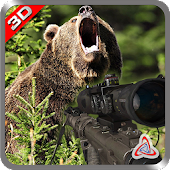 Bear Jungle Attack 3D