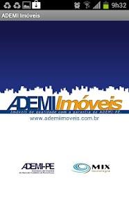 ADEMI Imóveis: miniatura da captura de tela
