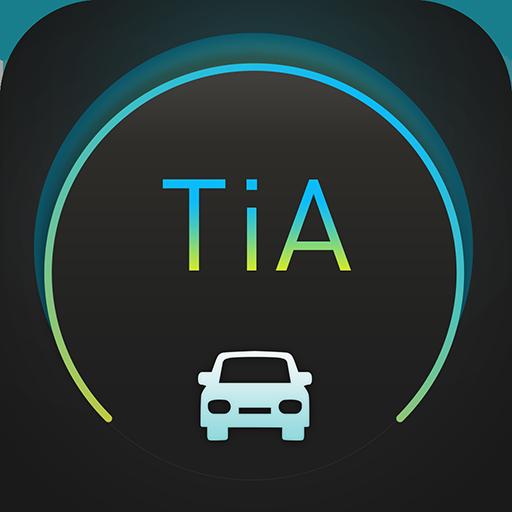 TiA Drive LOGO-APP點子