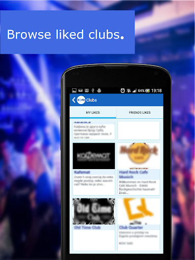 Party At - Clubbing app