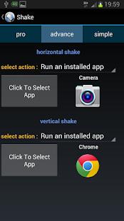 Shake Pro- screenshot thumbnail