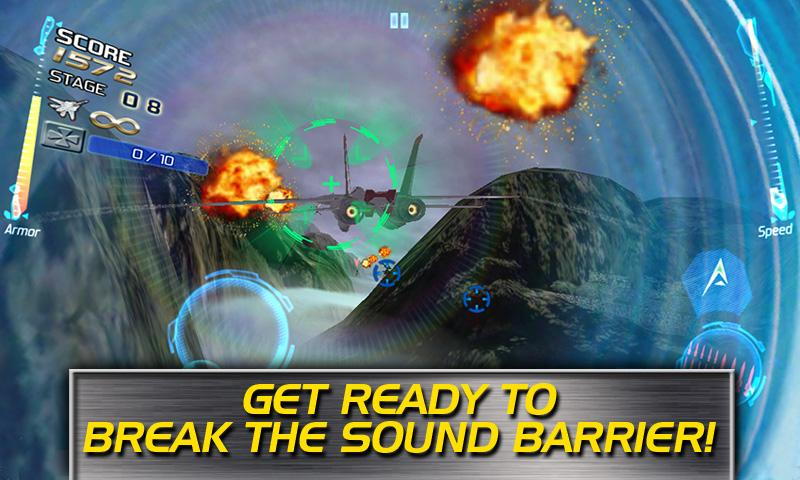 After Burner Climax - screenshot