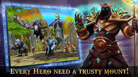 Order & Chaos Online Screenshot 4