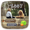 (FREE) GO SMS PRO TEDDY THEME icon