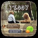 (FREE) GO SMS PRO TEDDY THEME icon