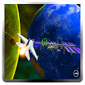 F16 Fighter 3D Space War icon