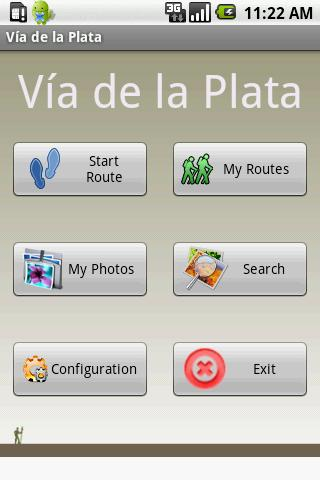 MAST – Via de la Plata - screenshot