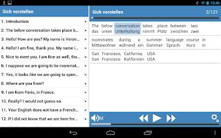 Screenshot of Einfaches Englisch 1