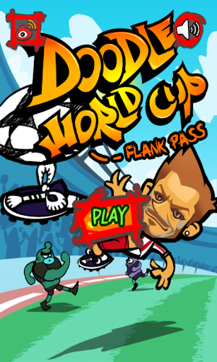 DoodleWorldCup - Flank Pass